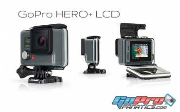 GoPro HERO+ LCD GPF