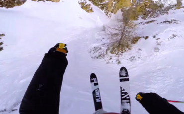 Leo Taillefer GoPro Line of the Winter