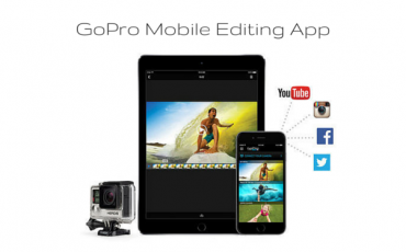 GoPro Mobile Editing App