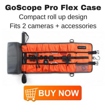 GoScope Pro Flex GoPro Case