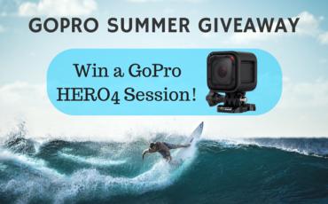 GoPro Summer Giveaway