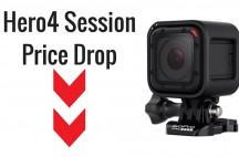 GoPro Hero4 Price Drop