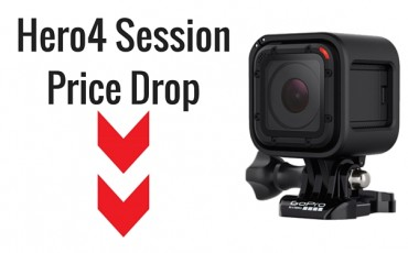 GoPro Hero4 Price Drop