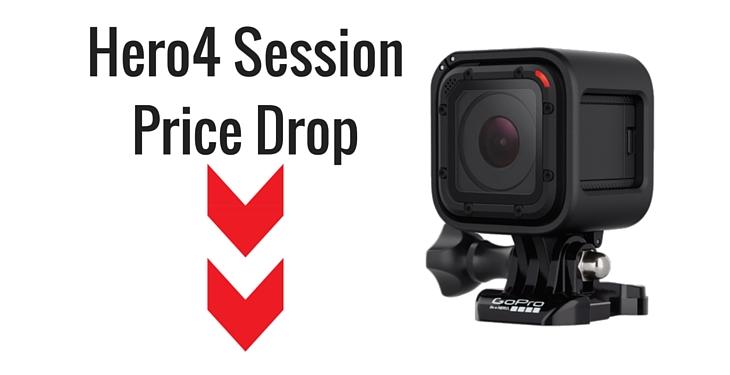 PRICE DROP GoPro Hero4 Session