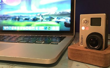 Dockalicious GoPro charging dock Blog