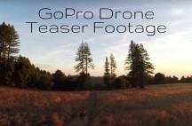 GoPro Drone Teaser Footage