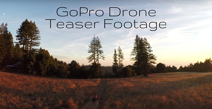 GoPro Drone Teaser Footage
