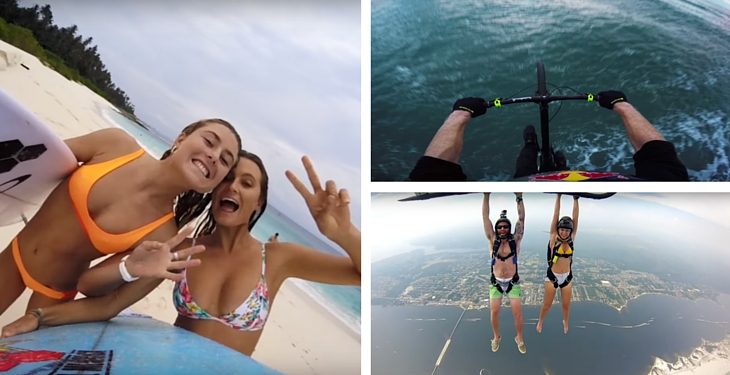 GoProFanatics Top 10 Videos