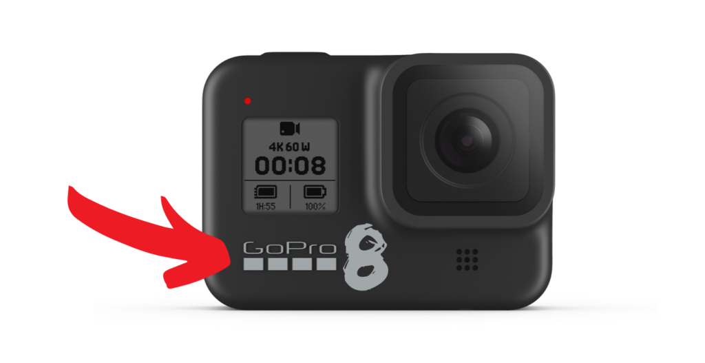 GoPro Hero 8 Black Edition Leaked