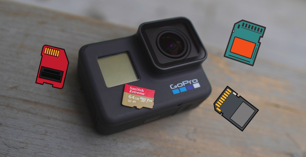 Best GoPro Memory Cards
