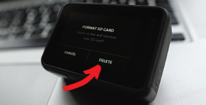 How to Format SD Card for GoPro